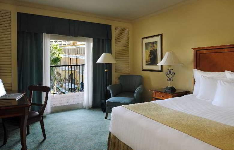 Cairo Marriott Hotel & Omar Khayyam Casino - Room - 7