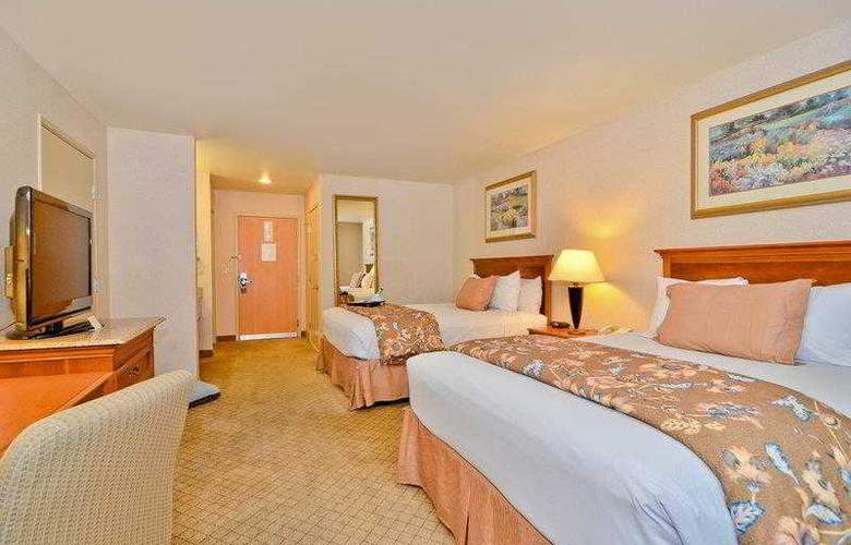 Best Western Plus High Sierra Hotel - Hotel - 44