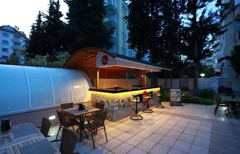 Elite Orkide Suite Hotel - Bar - 16
