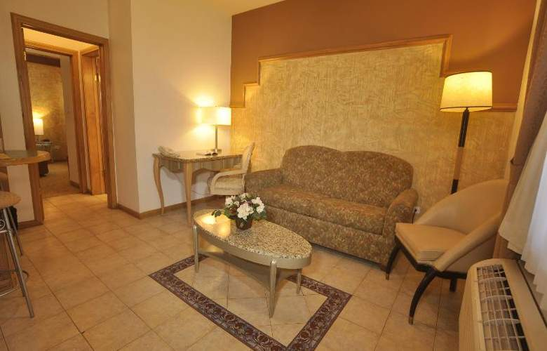 Business Hotel & Suites Maria Bonita - Room - 12