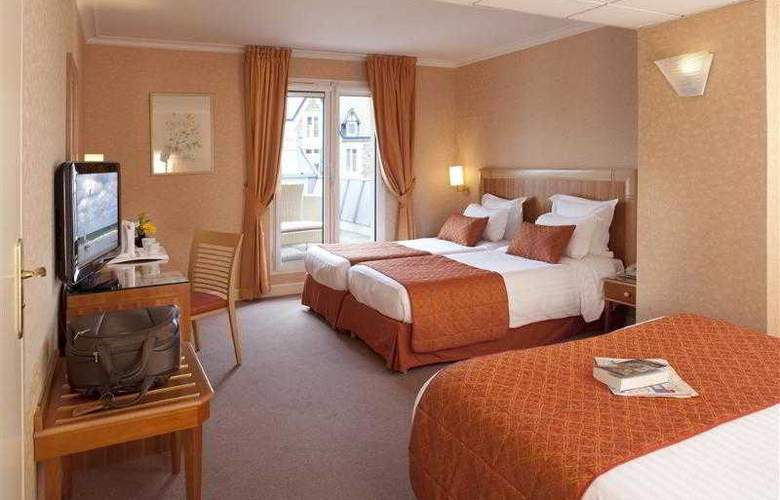 Best Western Alexandra - Hotel - 1