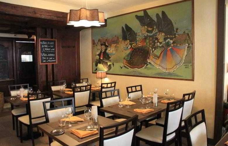Qualys Hotel D´Alsace - Restaurant - 11