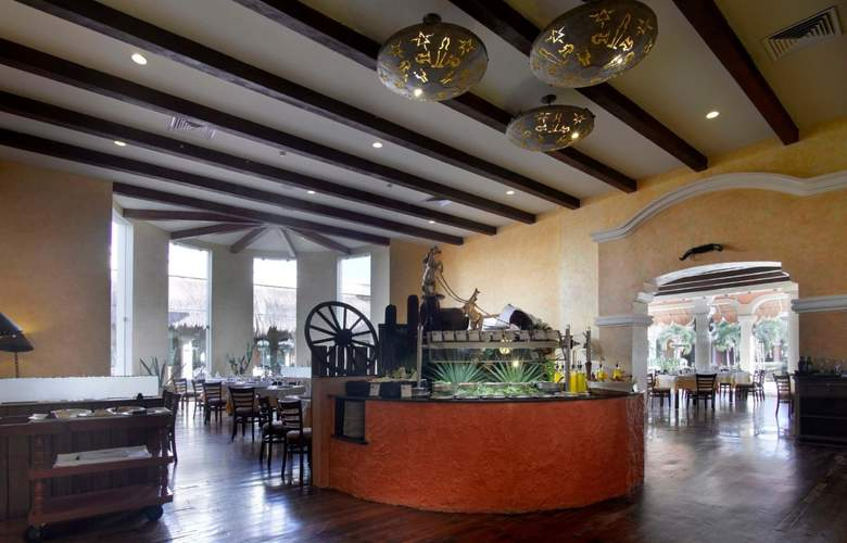 Grand Palladium Colonial Resort & Spa - Restaurant - 6