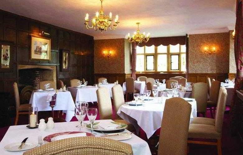 Best Western Salford Hall - Hotel - 11