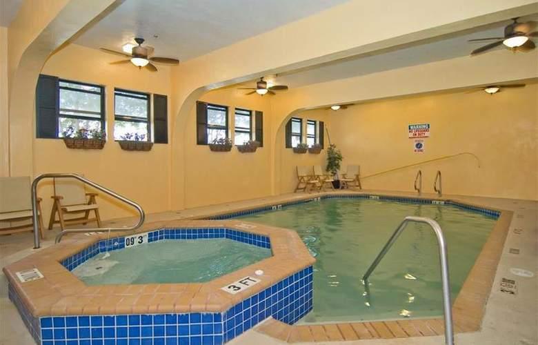 Best Western Alamo Suites - Pool - 30
