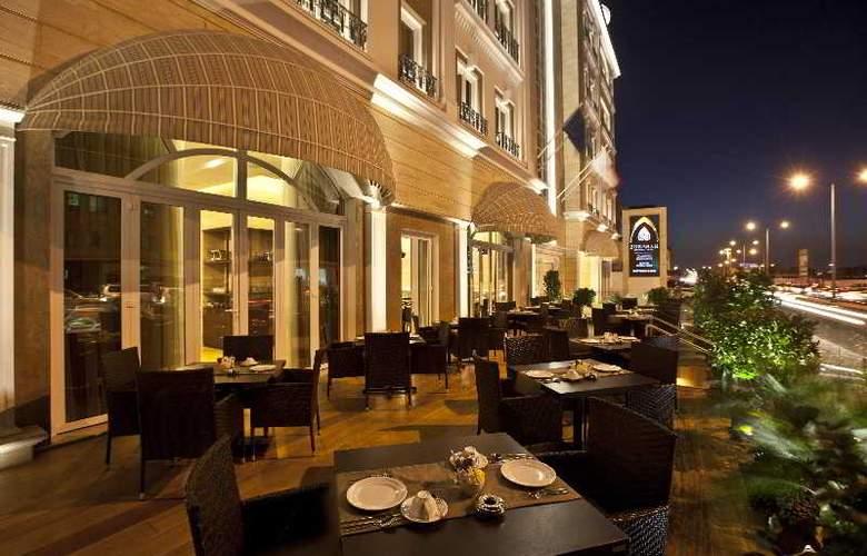Zubarah Hotel - Restaurant - 4