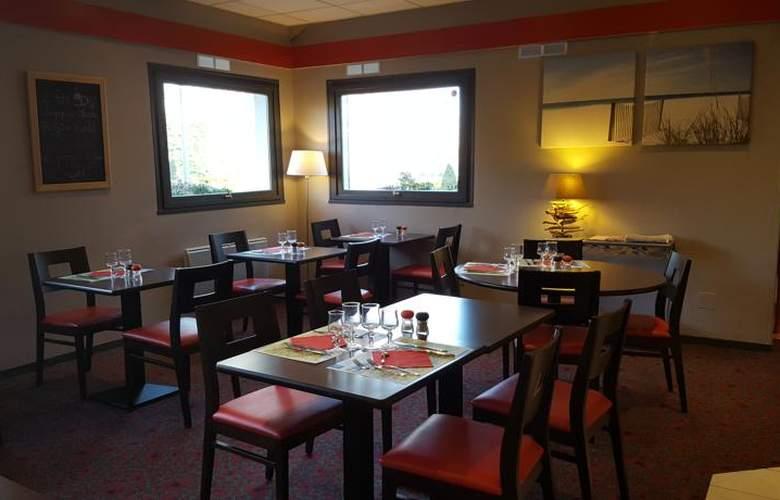 Ibis Dieppe Val Druel - Restaurant - 4