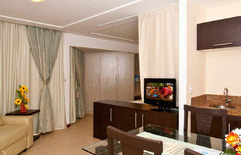 Mirador Praia Hotel - Room - 2