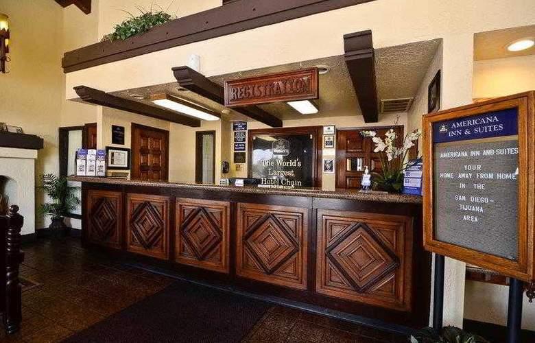Best Western Americana Inn - Hotel - 26