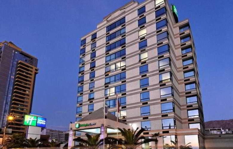 Holiday Inn Express Antofagasta - Hotel - 7