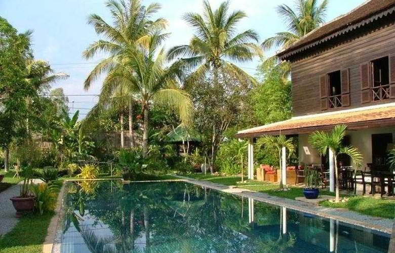 La Maison D' Angkor - Pool - 4