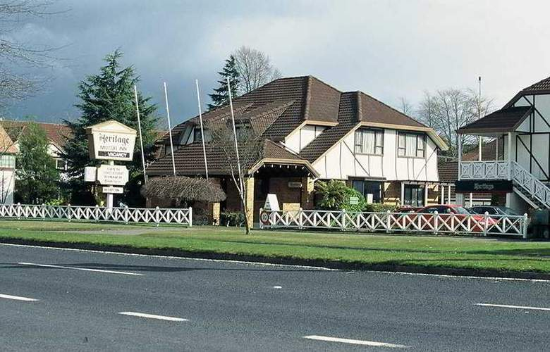 SilverOaks Resort Heritage - General - 1