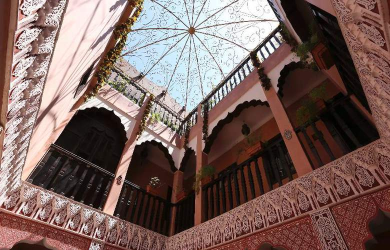 Riad Mille Et Une Nuits - Hotel - 16