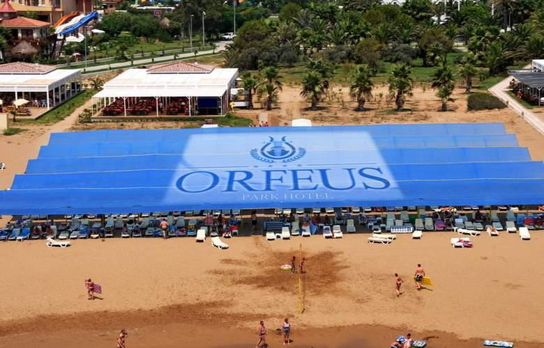 Orfeus Park - Beach - 9