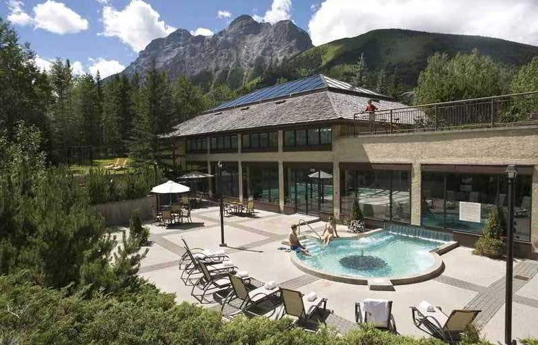 Delta Lodge at Kananaskis - Pool - 6