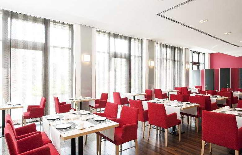 NH Berlin-Alexanderplatz - Restaurant - 16