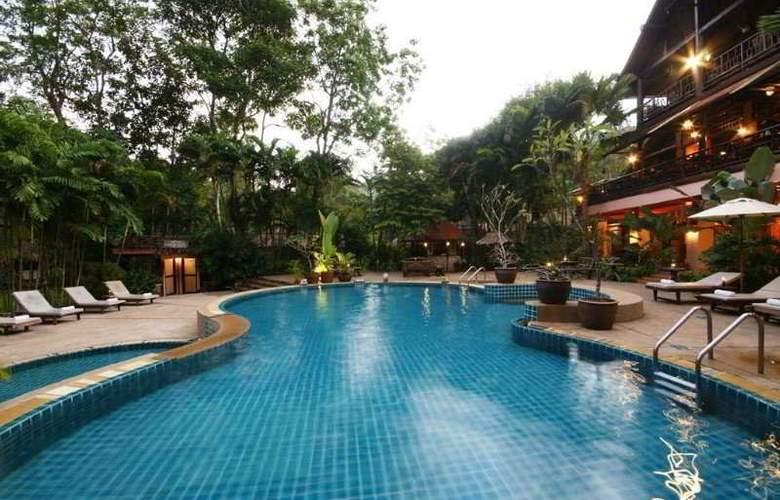 River Kwai Resotel - Pool - 3