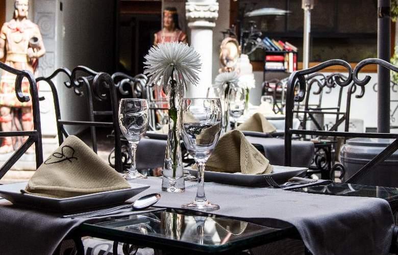 San Francisco Plaza Hotel - Restaurant - 15