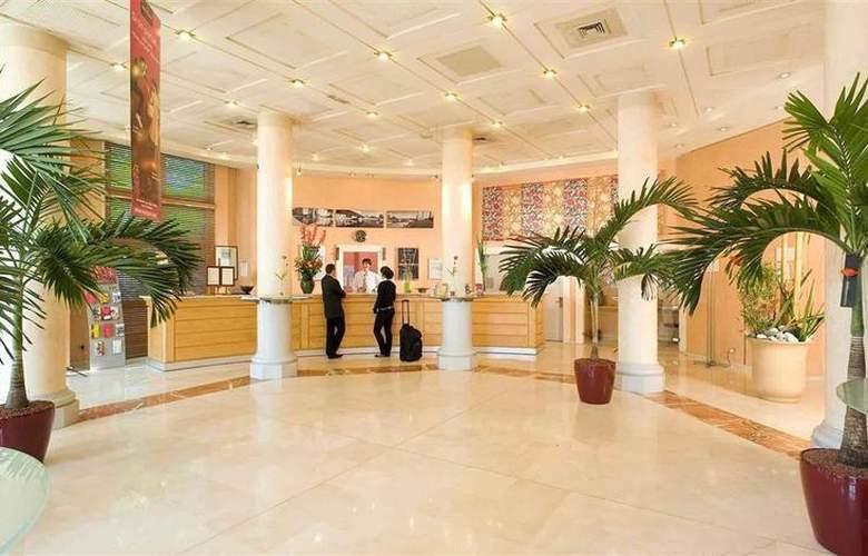 Mercure Montpellier Antigone - Hotel - 54