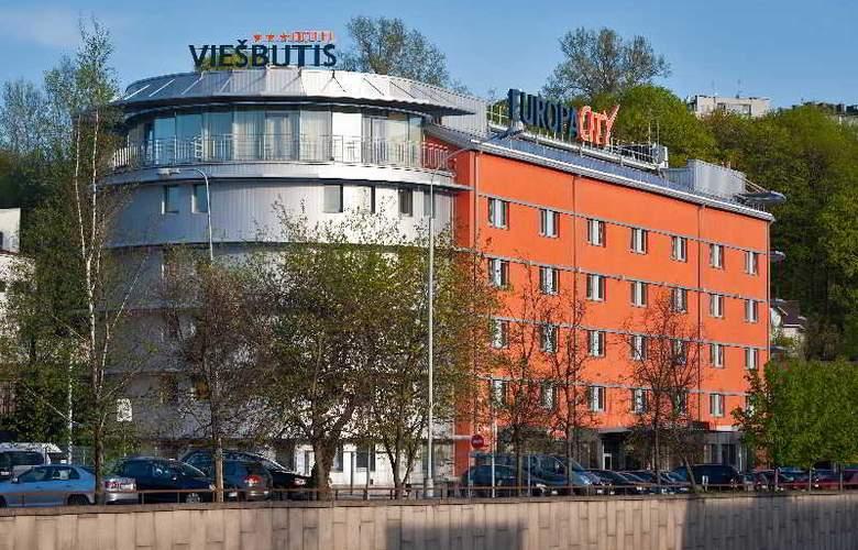 Europa City Vilnius - Hotel - 17
