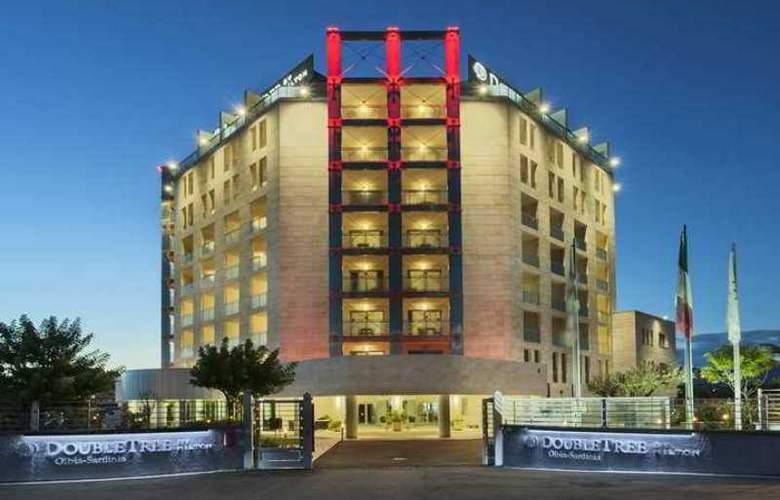 Double Tree by Hilton Olbia Sardinia - Hotel - 0