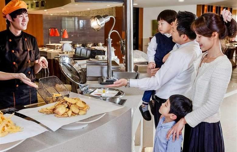 Novotel Ambassador Daegu - Restaurant - 58