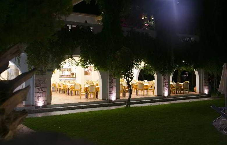 Ekaterini Hotel-Apartments - Restaurant - 51