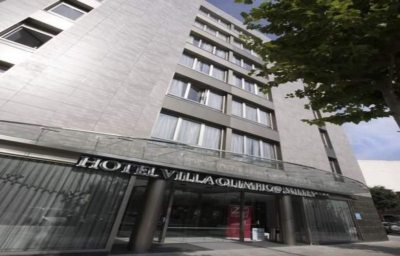 Villa Olimpic@ Suites - Hotel - 9