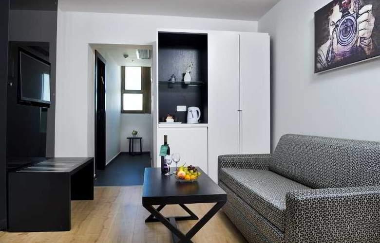 Arcadia Tower Hotel Tel Aviv - Room - 6