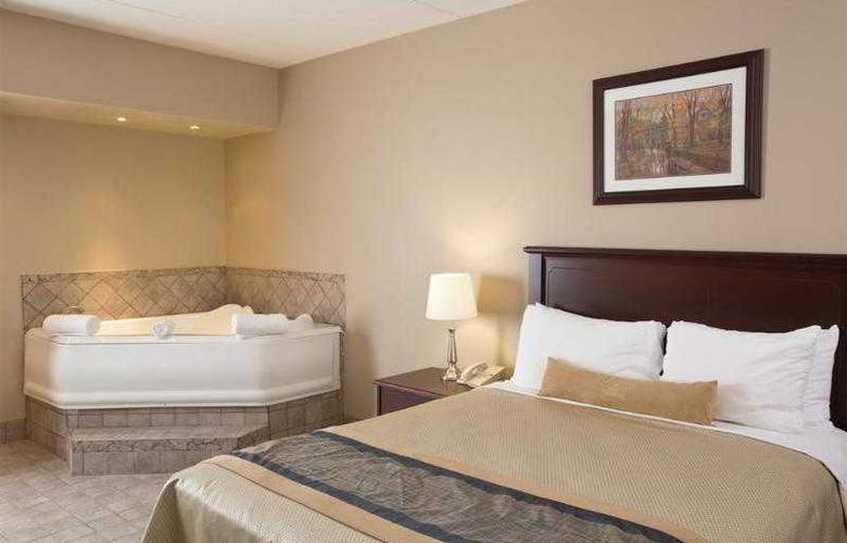 Best Western Plus Laval-Montreal - Hotel - 28