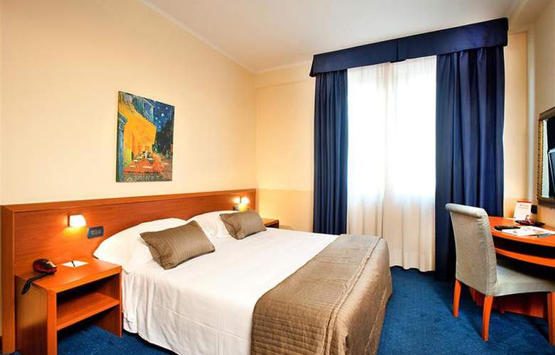 Best Western Blu Hotel Roma - Room - 65