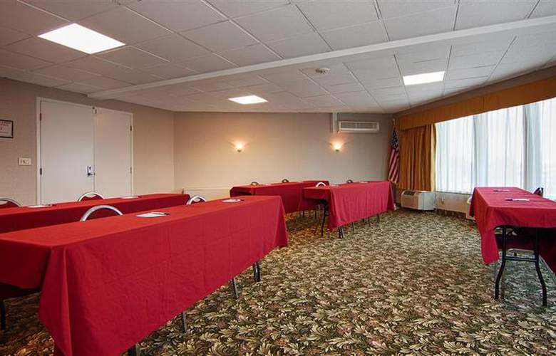 Best Western Syracuse Airport Inn - Conference - 28
