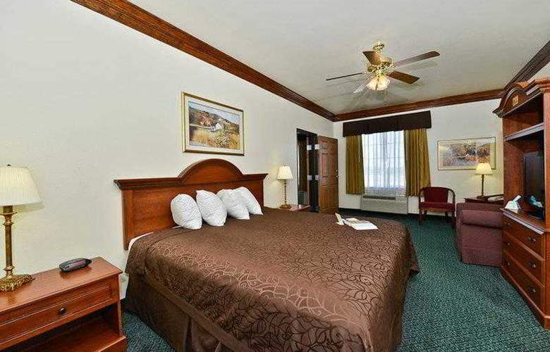 Best Western Fort Worth Inn & Suites - Hotel - 18