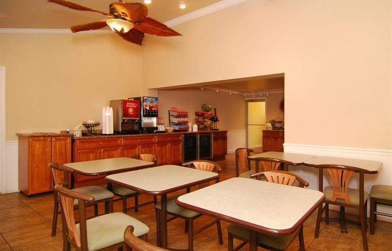 Best Western Key Ambassador Resort Inn - Restaurant - 119