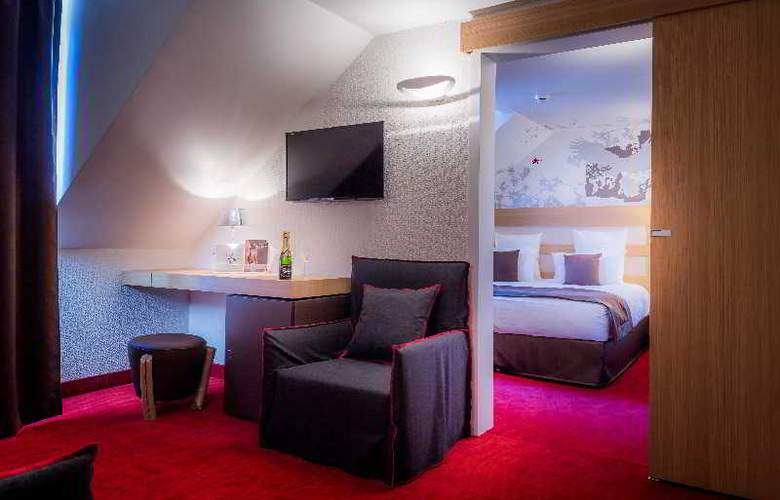 Le Grand Aigle Hotel & Spa - Room - 7