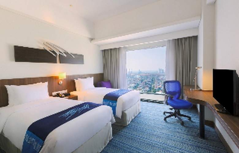 Holiday Inn Express Jakarta Pluit Citygate - Room - 6
