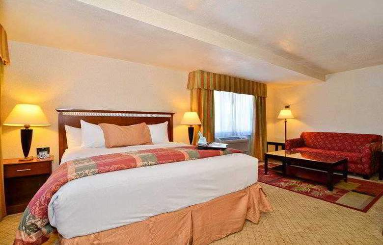 Best Western Plus High Sierra Hotel - Hotel - 69