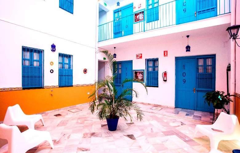 Casual Sevilla de las Letras - Terrace - 67