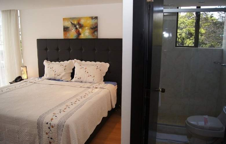 Americas Luxor Bogota - Room - 7