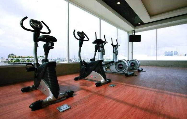 Sathorn Grace Hotel and Serviced Residence - Sport - 8