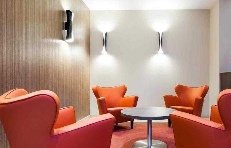Mercure Brussels Centre Midi - Hotel - 46