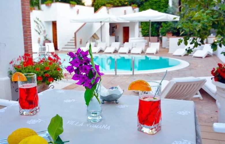 Villa Romana - Pool - 20