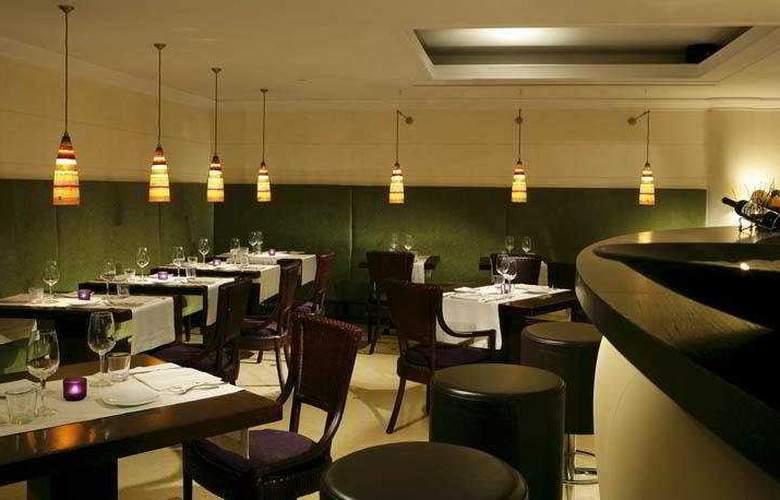 Courtyard Rome Central Park - Restaurant - 4