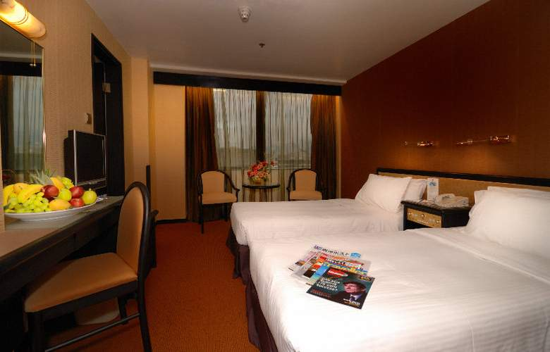 Best Western Plus Hotel Kowloon - Room - 8