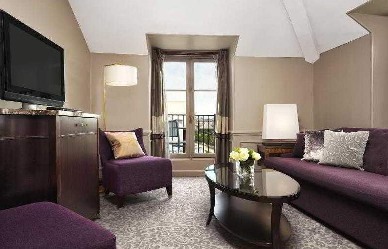 The Westin Paris - Room - 13