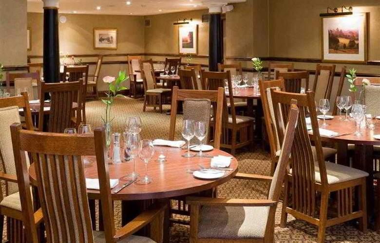 Dunkenhalgh Hotel & Spa Blackburn - Hotel - 27