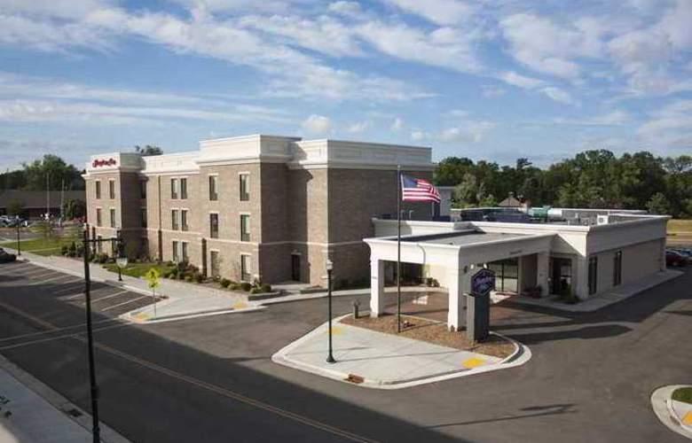 Hampton Inn Burlington - Hotel - 0