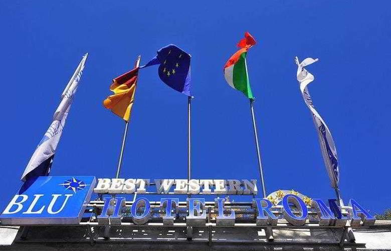 Best Western Blu Hotel Roma - Hotel - 7