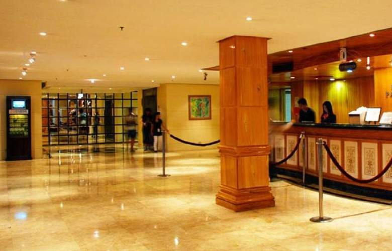 Bayview Park Hotel Manila - General - 12