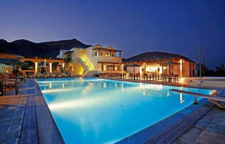 Thera Mare Hotel  - Pool - 6